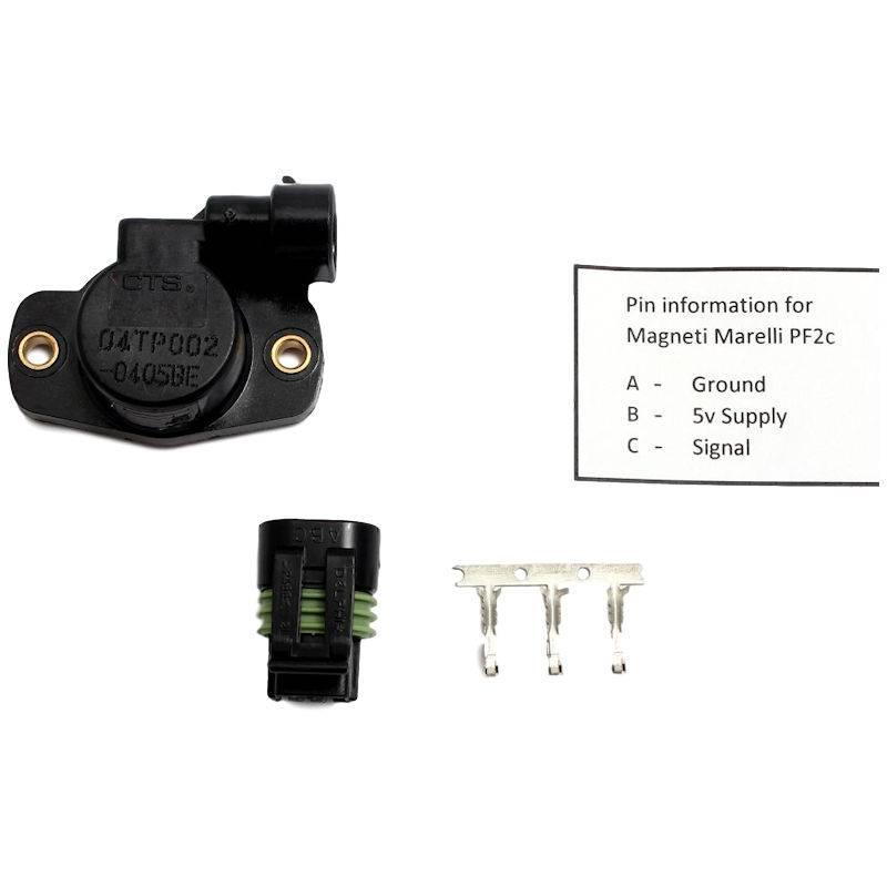 PF2C Throttle Position Sensor