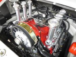 Porsche 911 SC Throttle Installation (EFI) Kit with Emerald3D K6 ECU/Full Engine Harness & Base Map Package