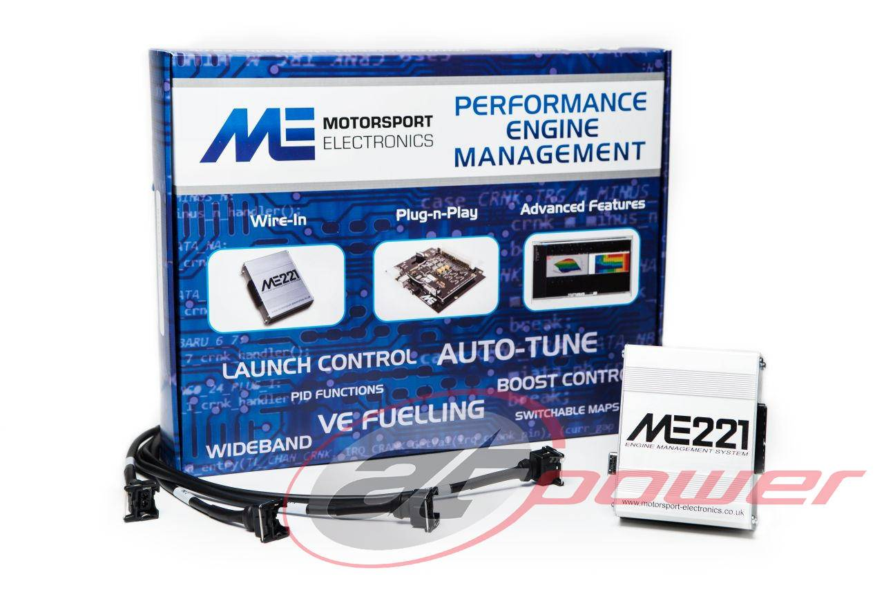 ME221 Universal ECU with Ford Zetec Loom