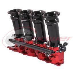 Honda K20/K24 DC5 50mm Electronic Fuel Injection (EFI) Throttle Bodies (ITB's)