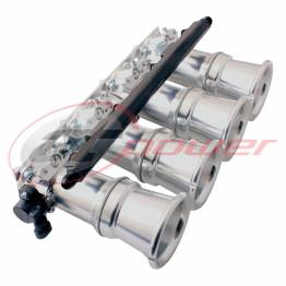 Individual Throttle Bodies  (ITB's) - (Round Throttle Housings)