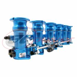 DCOE 6-Cylinder Electronic Fuel Injection (EFI) Throttle Bodies (ITB's)