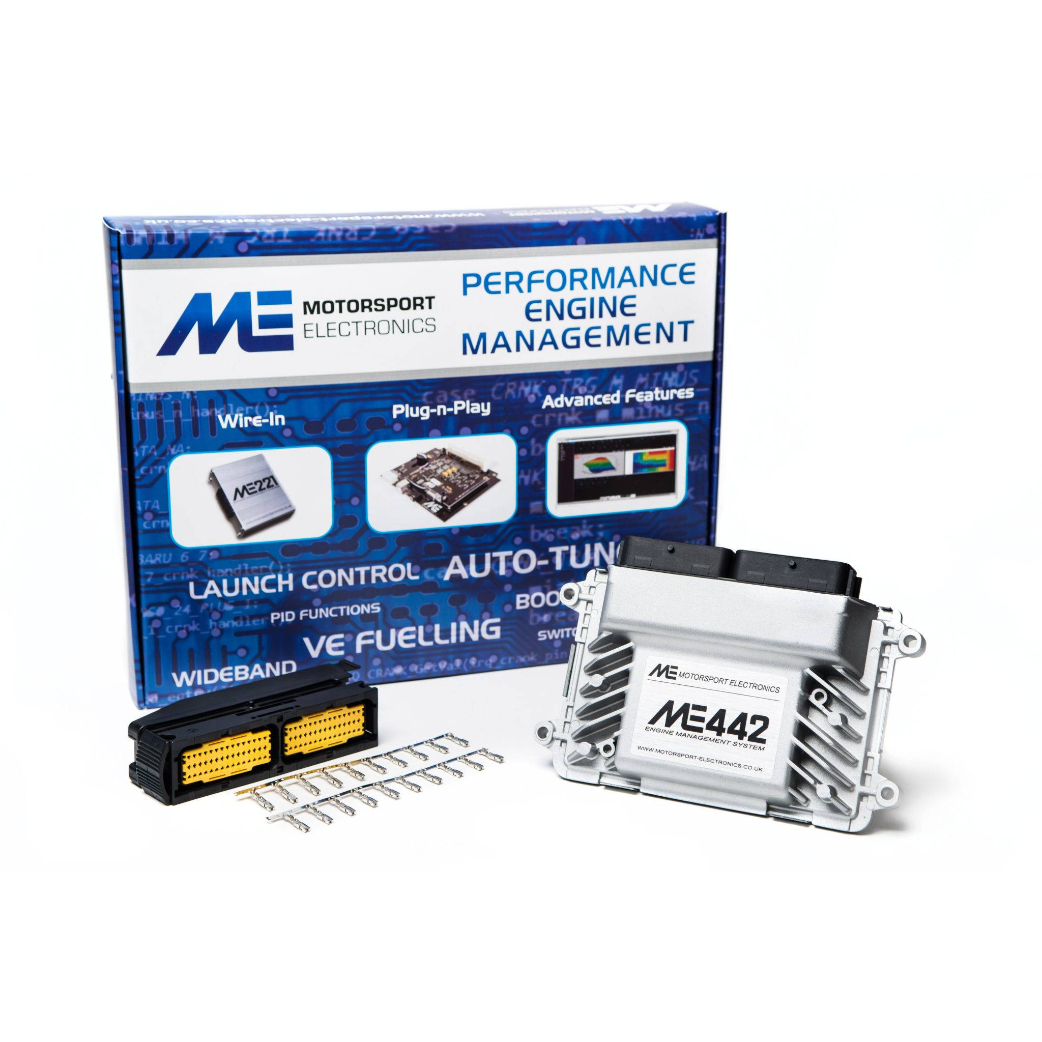 ME442 Engine Management ECU Only