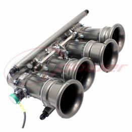 Suzuki Hayabusa Gen 2 48mm Electronic Fuel Injection (EFI) Throttle Bodies (ITB's) - (Twin OEM Injection)