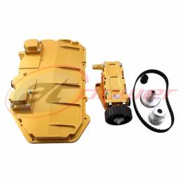 Honda K20/K24 Belt Driven Dry Sump Systems