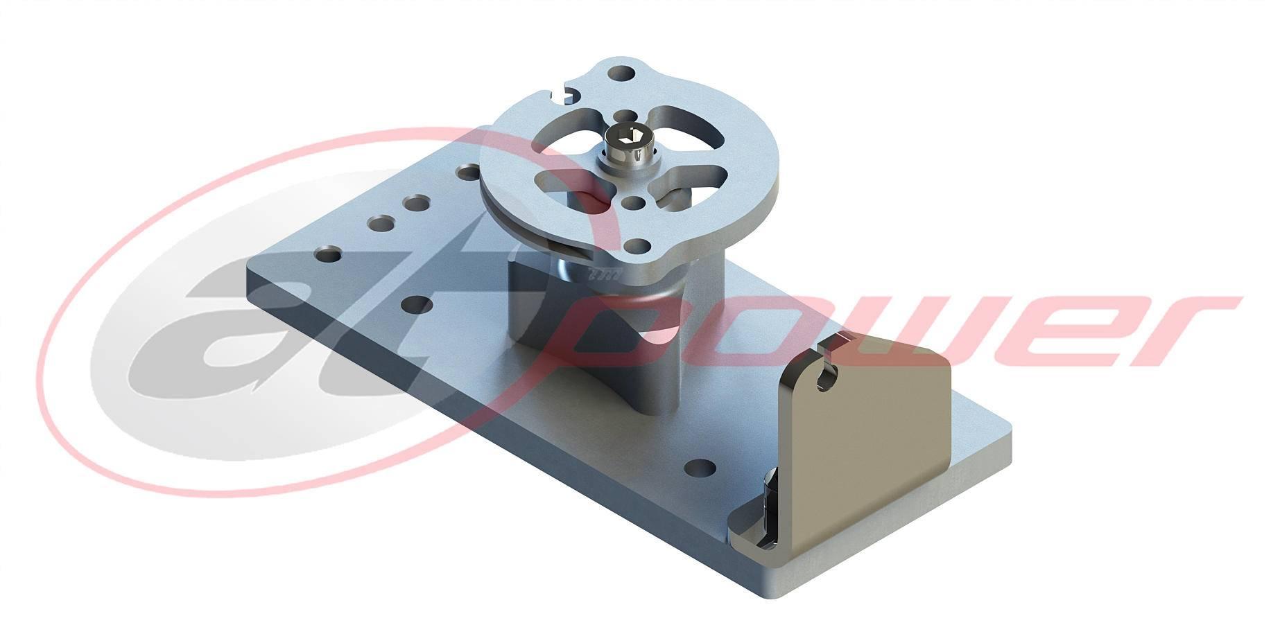 Single Central V Engines Linkage Kit