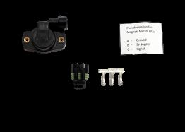 PF1C Throttle Position Sensor