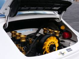 Porsche 964/993 Throttle Installation (EFI) Kit with MoTec M130 ECU/Full Engine Harness & Base Map Package
