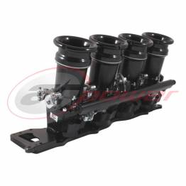 Honda K20/K24 DC5 50mm Electronic Fuel Injection (EFI) Throttle Bodies (ITB's) (For Ported Cylinder Heads)